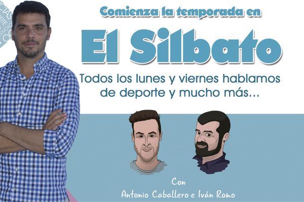 El Silbato con Álvaro de la Rosa, director de comunicación del C.F. Fuenlabrada