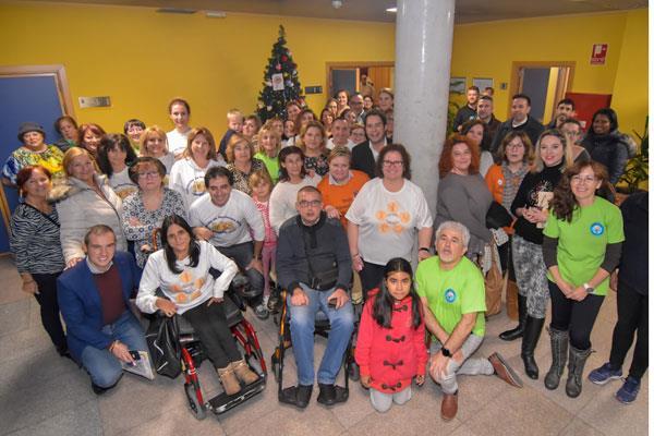 El Teatro José María Rodero se tiñe de solidaridad