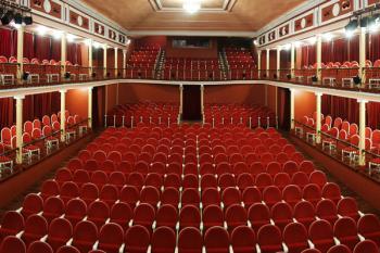 Este domingo se han organizado actividades para celebrar el aniversario del teatro