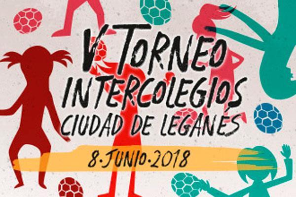 """El Torneo Intercolegios """"Ciudad de Leganés"""" celebra su quinta edición"""