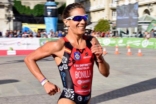 El club realizó una gran actuación en el Campeonato de España de Triatlón Olímpico