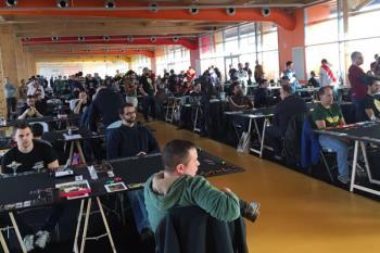 Más de 200 participantes se dieron cita el pasado fin de semana en la Ciudad Deportiva de Espartales