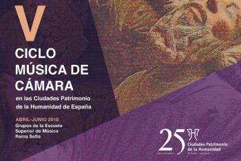 Nuestra ciudad es una de las 15 Ciudades Patrimonio españolas en las que se celebra este evento musical