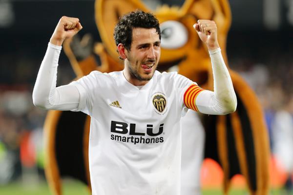 Dani Parejo estará en la final de la Copa del Rey