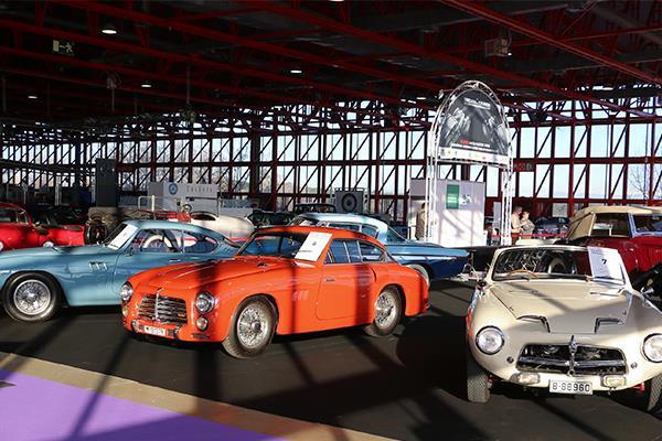 El X Salón Internacional del Vehículo Clásico vuelve a Madrid