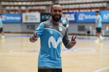 El portugués ha anunciado que no renovará su contrato con el equipo torrejonero