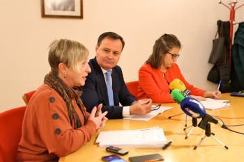 El Ministerio Público le acusa de un delito de prevaricación y otro contra el patrimonio histórico