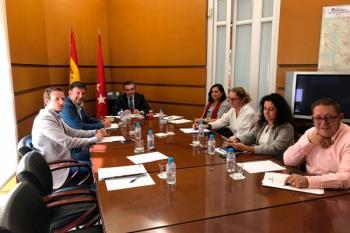 La propuesta tiene como fin conectar el municipio con el Hospital de Fuenlabrada