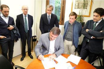 José Antonio Sánchez ha firmado un escrito manifestando su reclamo ante el Defensor del Pueblo