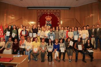El alcalde Santiago Llorente les ha felicitado durante el IV Concurso de Lectura en Voz Alta