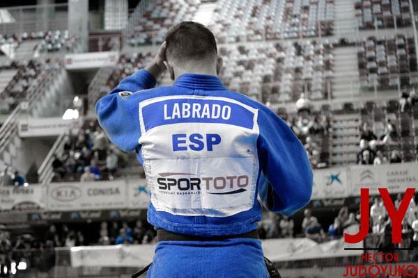 El alcorconero Adrián Labrado, imparable hasta la cima
