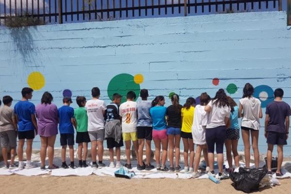 El alumnado de ESO participa en acciones solidarias