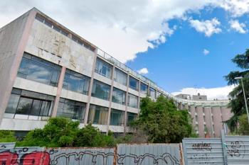 La reforma reconvertirá el complejo en un hospital de media/larga estancia y se mantendrá el edificio principal