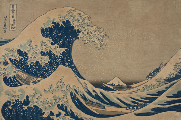 El Centro Cultural Rosa Luxemburgo analizará distintos motivos del arte japonés y su influencia