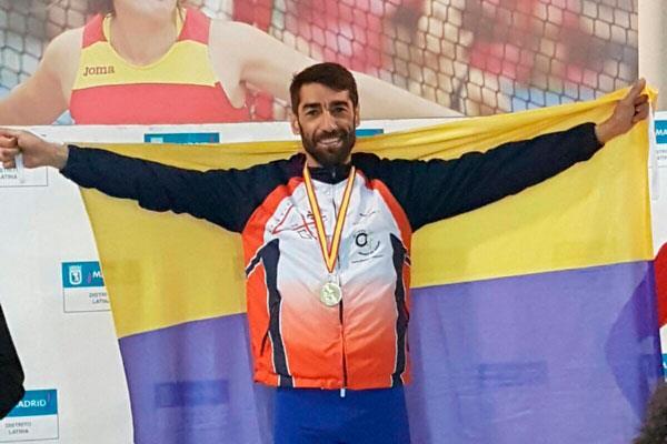 El atleta torrejonero Juan José Crespo, se incorpora a la candidatura de Ignacio Vázquez