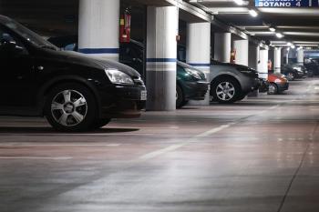 Algunos propietarios alquilan sus plazas de garaje a un precio muy superior