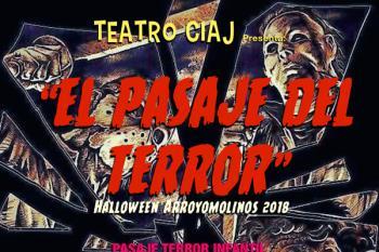 Arroyomolinos propone una experiencia inolvidable para este Halloween 2018