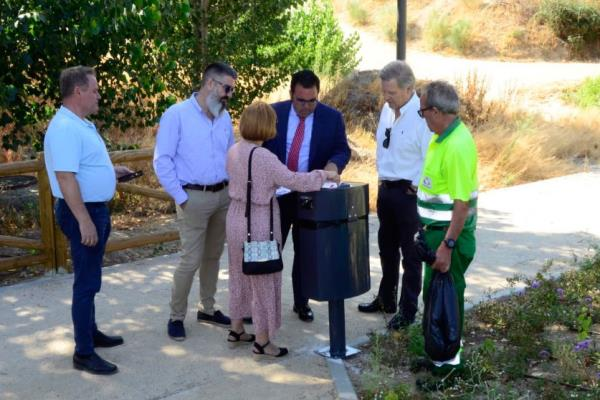 El ayuntamiento instalará 51 'sanecanes' por todo el municipio