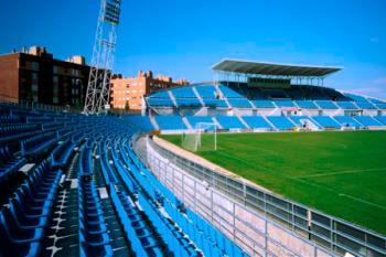 Hasta el momento el uso del estadio se regula mediante un convenio entre el consistorio y el club