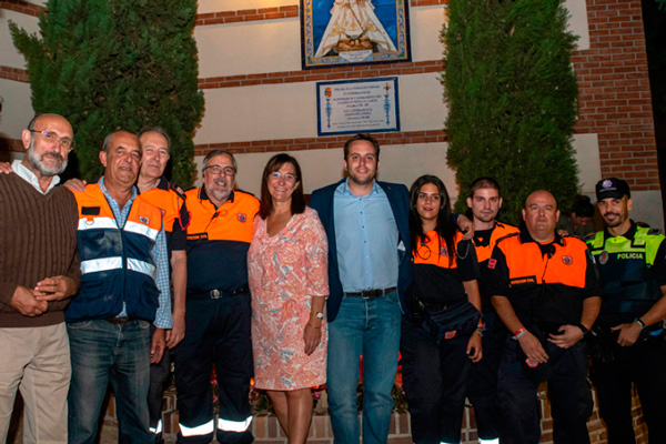 La alcaldesa, Susana Pérez Quislant, ha felicitado a los servicios municipales por su gran labor