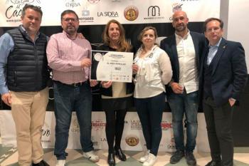 El restaurante Ingazu de Alcorcón gana el premio