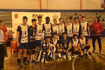 Los pepineros vencieron al C.V. Alcalá en la Fase Final Cadete Masculina