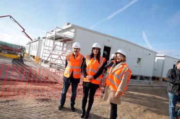 Los primeros 96 solicitantes podrán instalarse tras la finalización de las obras, las cuales tienen un coste de 7,3 millones de euros