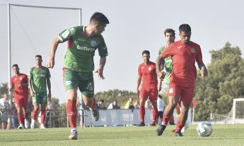 Segunda partido contra rival de nivel y primera victoria