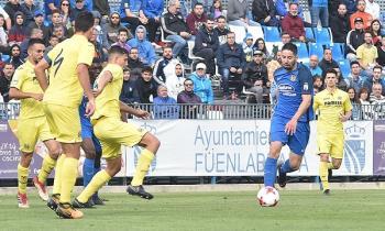 Un gran Fuenla no consigue romper el empate a cero e irá a jugársela a Castellón