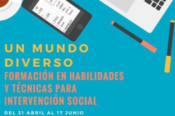 """""""Thug life – Un mundo diverso. Herramienta para la intervención social"""" se realiza del 21 de abril al 17 de junio"""