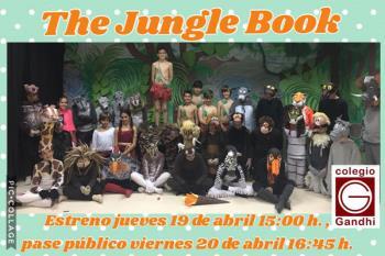 """Los alumnos llevarán a escena la obra """"The Jungle Book"""""""