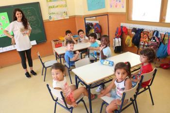 Fuenlicolonia ayuda a los padres que trabajan en Semana Santa a tener un lugar en el que dejar a sus hijos