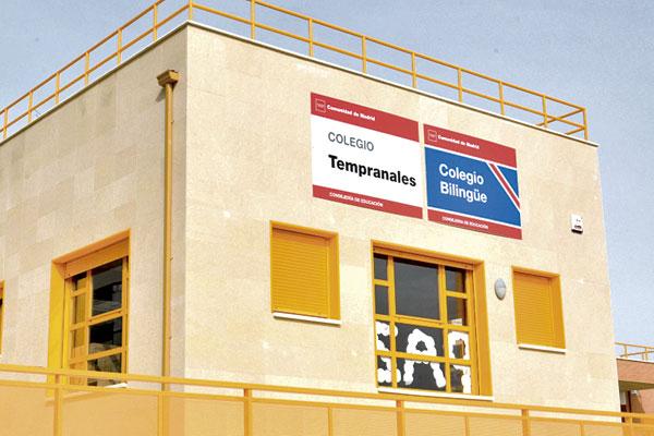 El colegio Tempranales tendrá comedor escolar | SoyDe