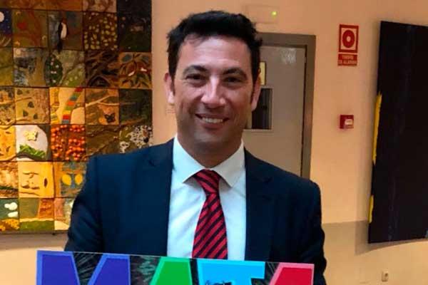 José Manuel Orejas Cámara, proclamado vencedor del Concurso de Carteles de las Fiestas Patronales por la Concejalía de Festejos