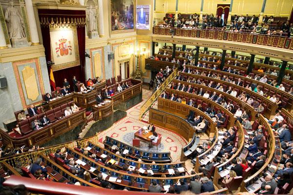 El congreso aprueba la declaración contra la LGTBIfobia en el Deporte rechazada en el Senado