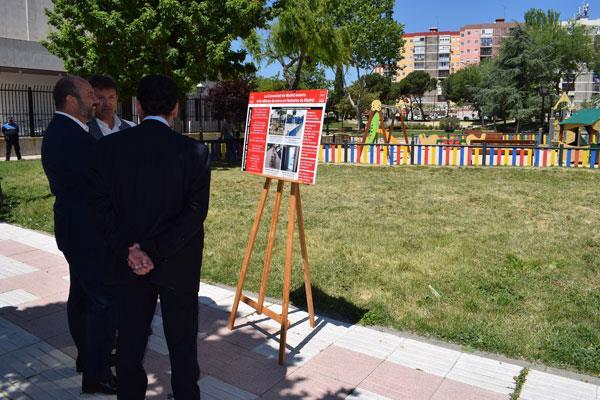 El consejero Pedro Rollán ha visitado nuestro municipio