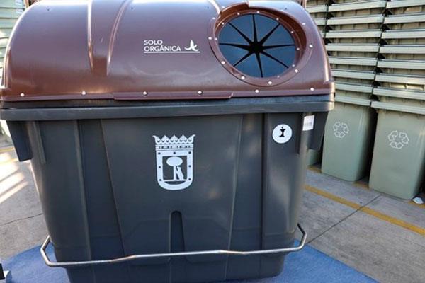 El contenedor marrón llega al distrito Centro