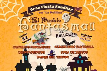 El sábado 27, el Pueblo Fantasma abre sus puertas a los valientes en esta actividad infantil