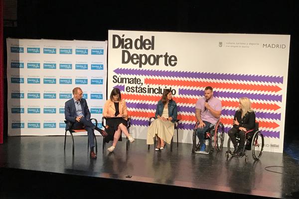 La concejala delegada de Deporte, Sofía Miranda, ha presentado la jornada deportiva