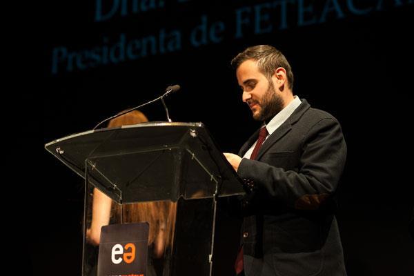 El director Alejandro Cavadas consigue el Premio Nacional Juan Mayorga al Mejor Autor