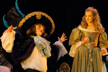 La obra de Molière se cita en Leganés el 30 de marzo en un montaje traducido, versionado y dirigido por Eva del Palacio