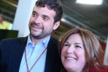 Tras la reducción de los sueldos del Ejecutivo, la alcaldesa cobrará 1.600 euros menos que cuando lideraba la Oposición