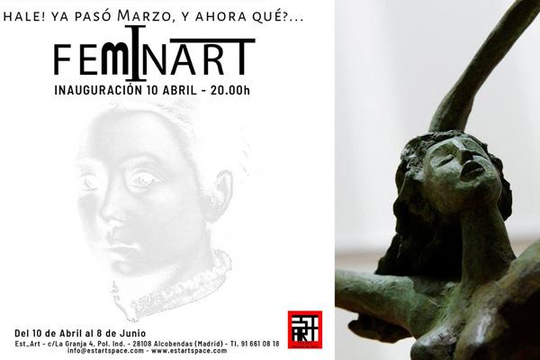 Como parte de la exposición de Feminart, se proyectará el corto 'Plato frío'