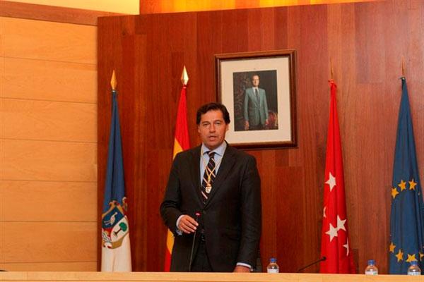 José Ignacio Fernández Rubio, acusado en relación a las permutas de unos terrenos en Guadarrama