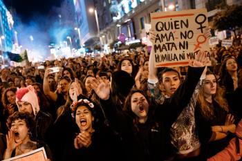 Tras las calificaciones de Sergio López, portavoz del PP, a las asociaciones feministas, estas se defienden