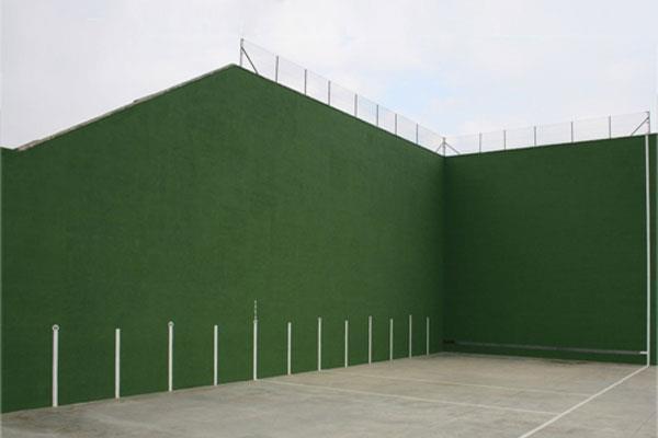 El frontón de Prado Santo Domingo reabre sus puertas