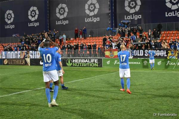 El equipo azulón fue muy superior al filial rojiblanco y sólo la falta de acierto evitó la derrota local