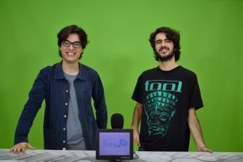 Hablamos con Pablo López y Pablo García, guitarrista y bajo, quienes también se suben al escenario de la Sala Galileo Galilei el 5 de julio