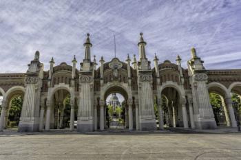 El Ejecutivo ha paralizado el Memorial de La Almudena que se puso en marcha durante la legislatura de Manuela Carmena