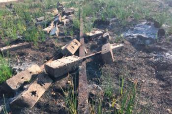 Ecologistas en Acción insta al alcalde a retirar los residuos que se acumulan en el Bosque del Humedal